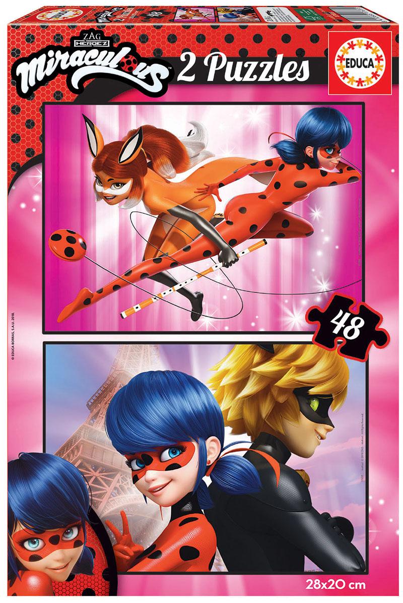 2×48 Miraculous Ladybug