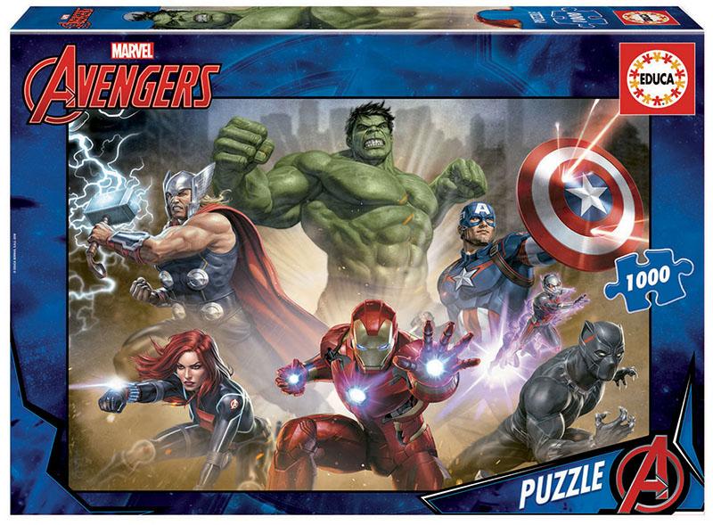 1000 The Avengers