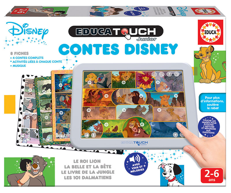 Educa Touch Disney Contes
