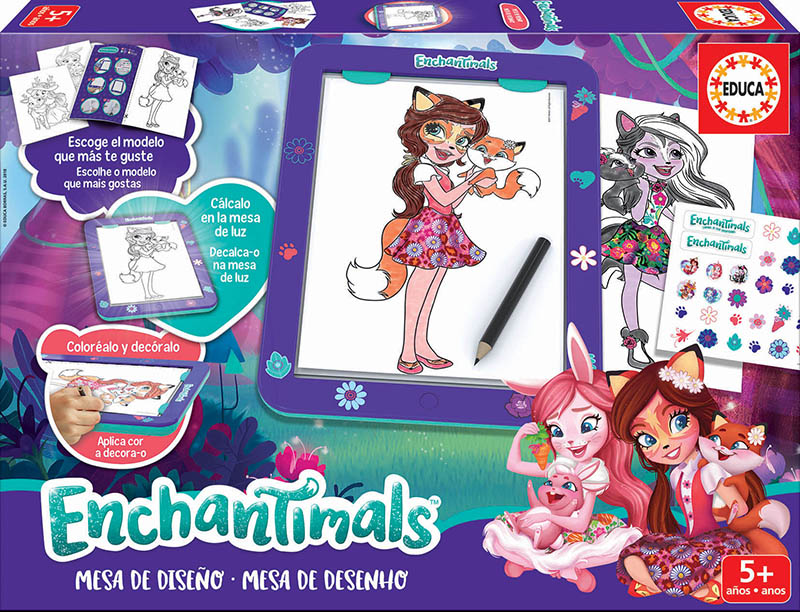 Enchantimals Designer