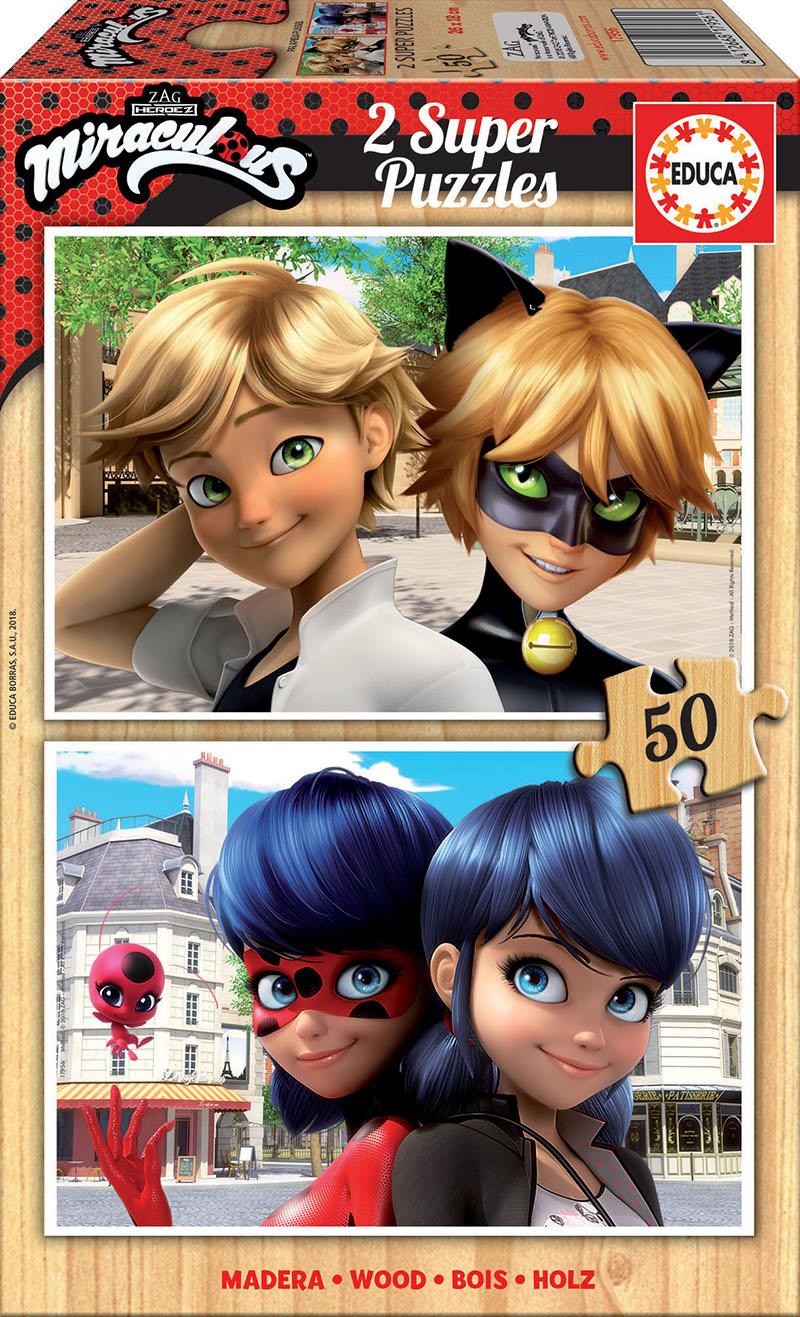 2×50 Ladybug