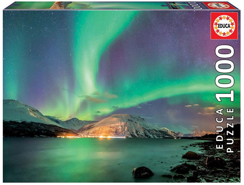 1000 Aurora Borealis