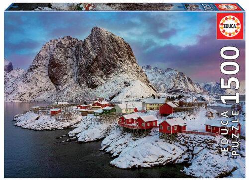 1500 Islas Lofoten, Noruega