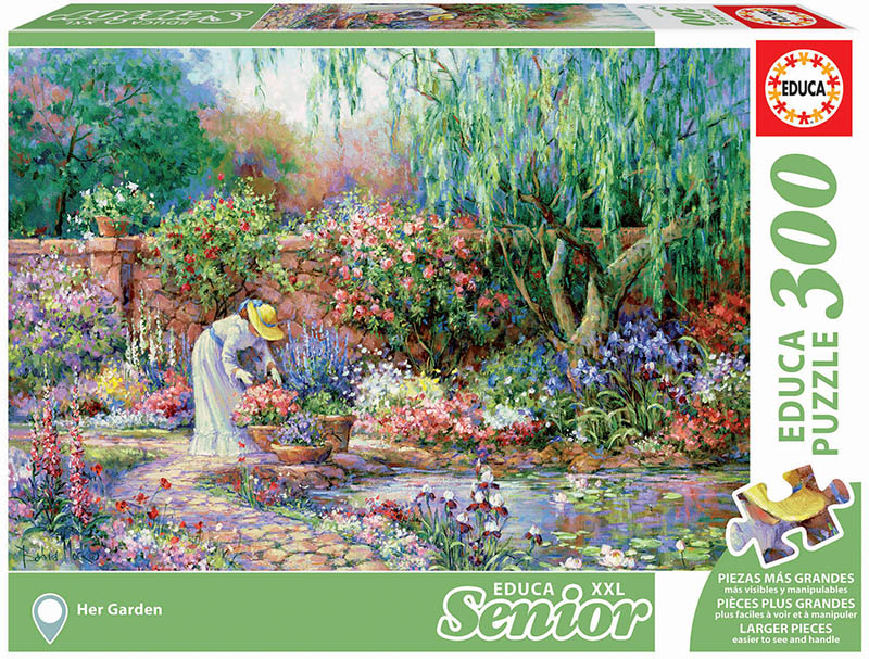 300 Her Garden