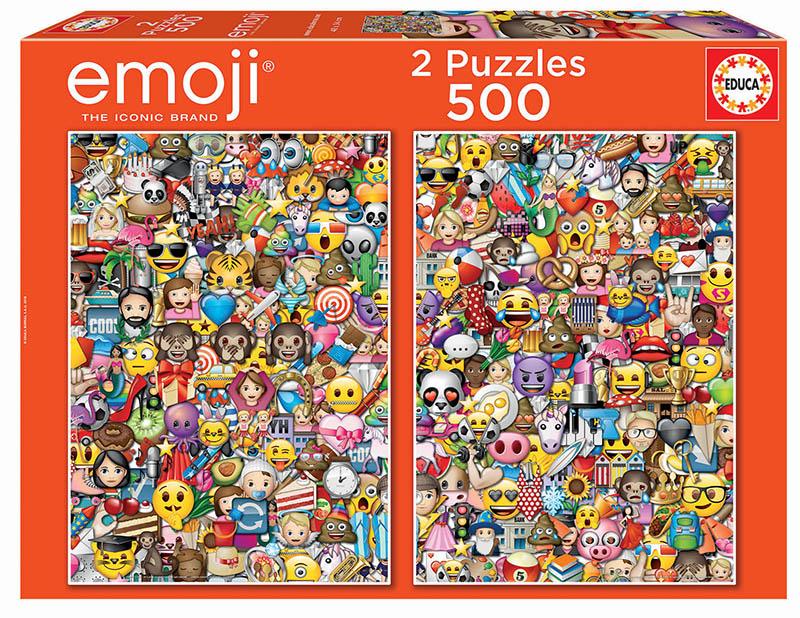 2×500 Emoji