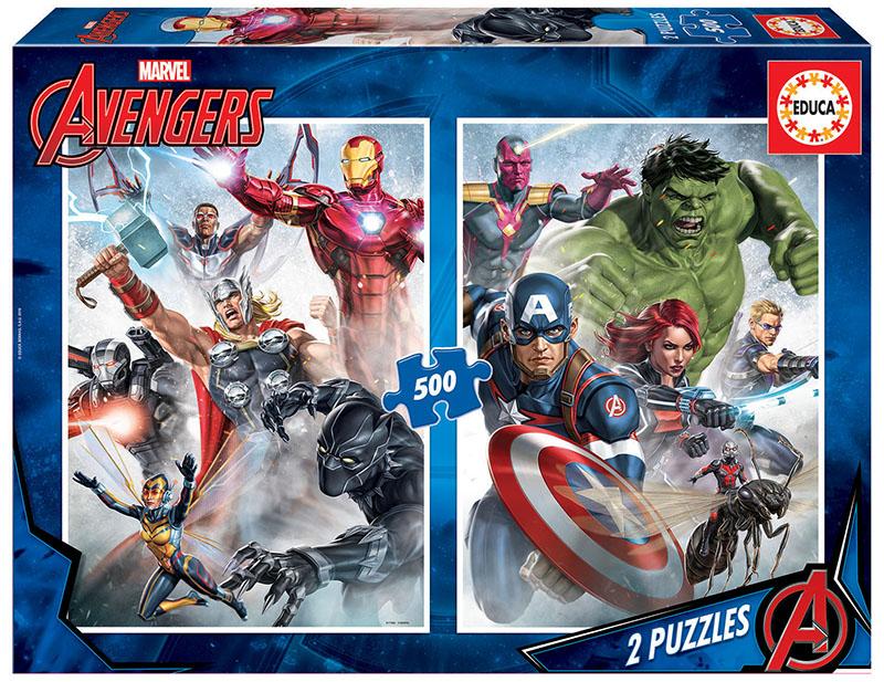 2×500 Avengers
