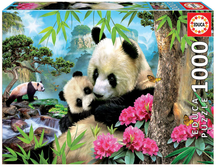1000 Osos Panda