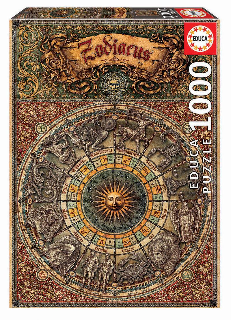 1000 Zodíaco