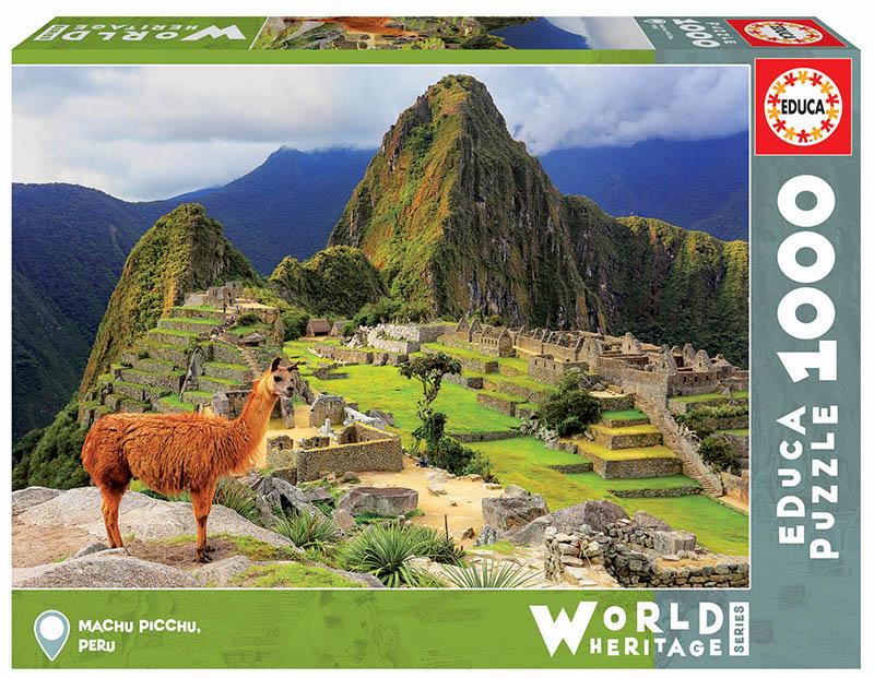1000 Machu Picchu, Peru