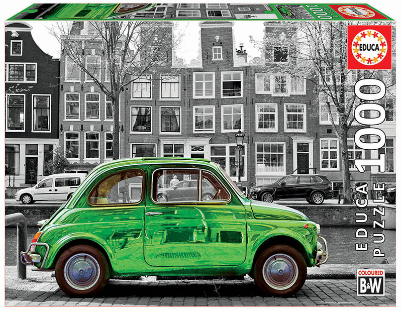 1000 Car in Amsterdam