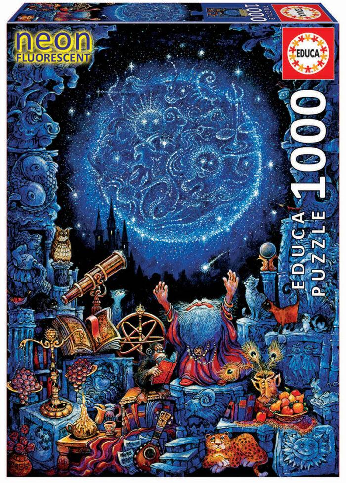 """1000 El Astrólogo """"Neon"""""""