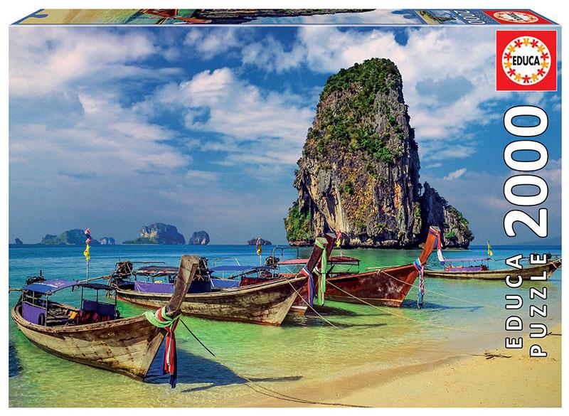 2000 Krabi, Tailandia