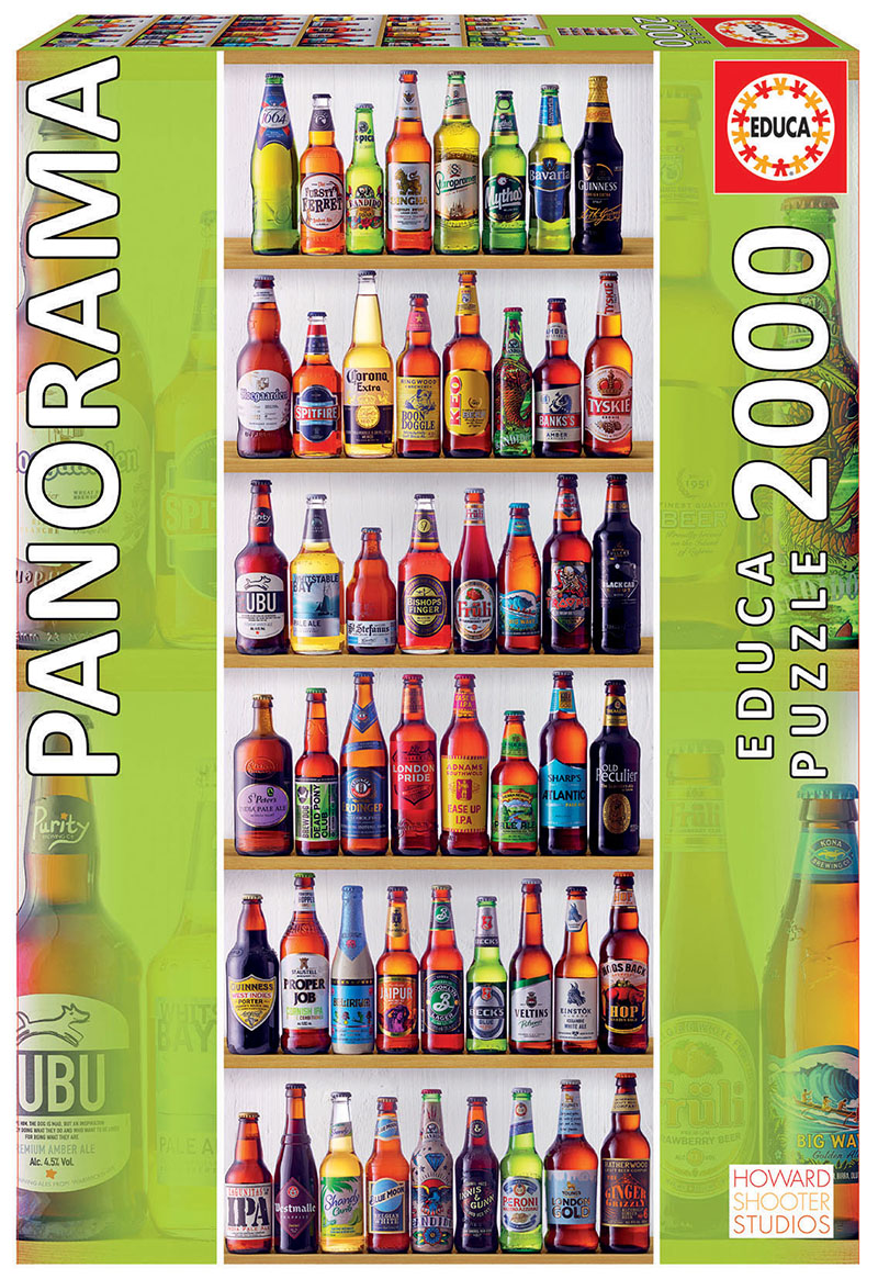 """2000 Cerveses del món """"Panorama"""""""
