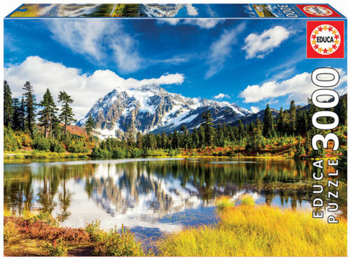 3000 Monte Shuksan, Washington, EEUU