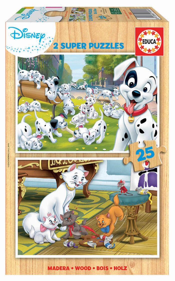 2x25 Disney Animals