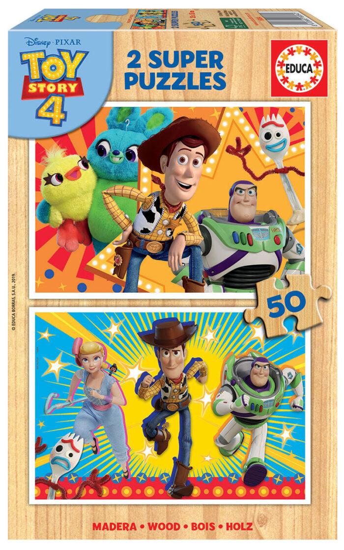 2x50 Toy Story 4
