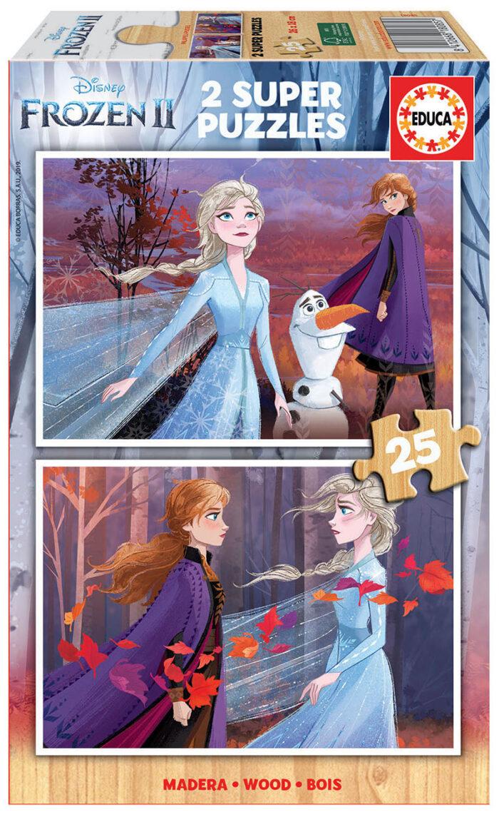 2x25 Frozen II