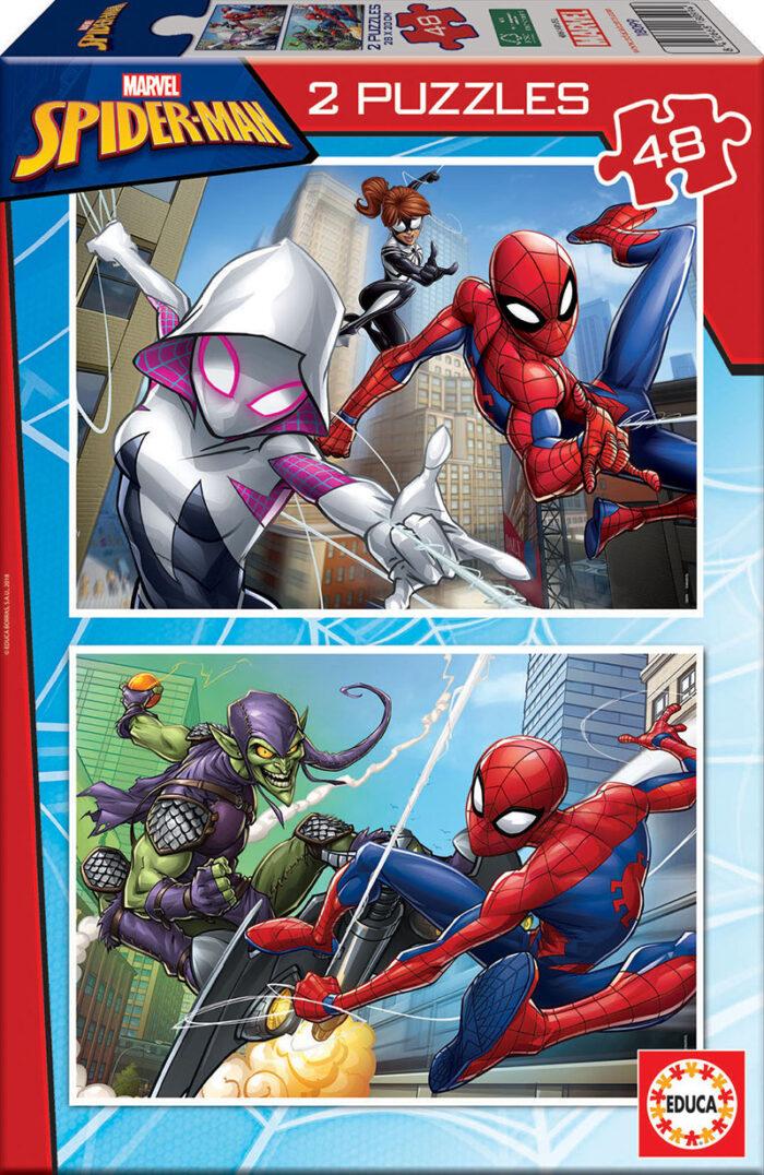 2x48 Spider-Man