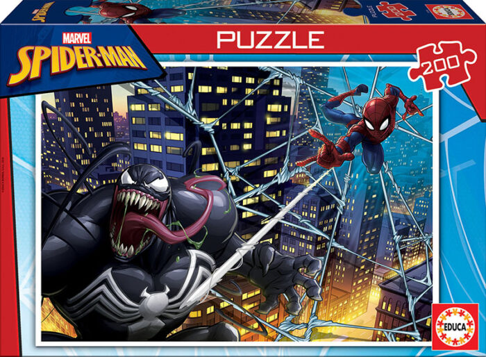 200 Spider-man