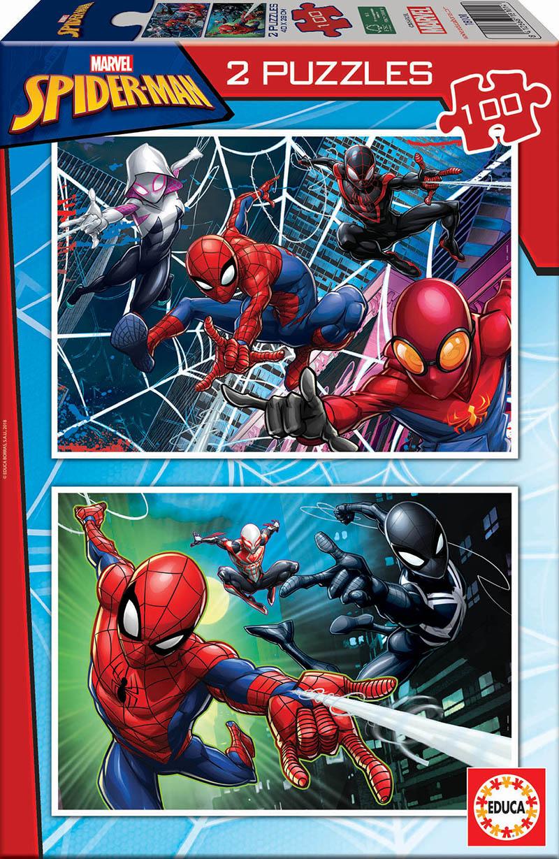 2×100 Spider-Man