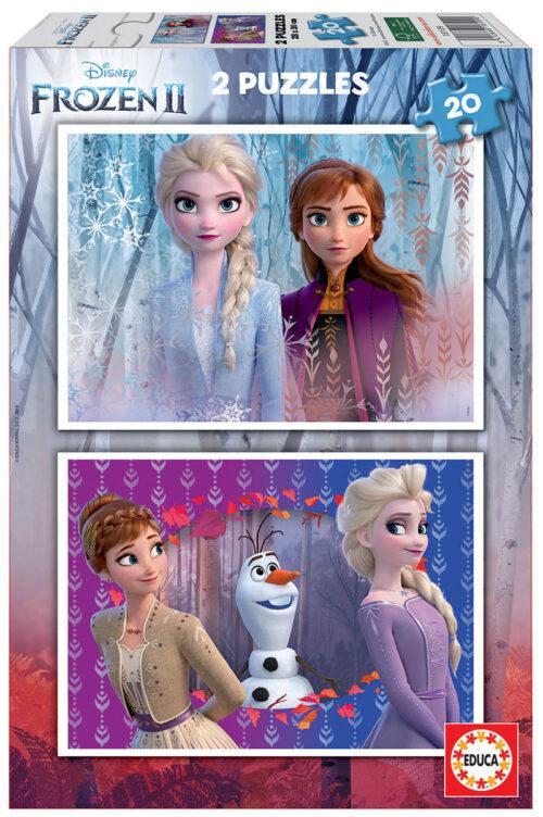 2x20 Frozen II
