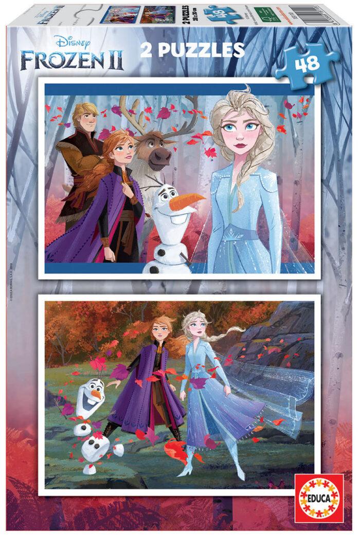 2x48 Frozen II