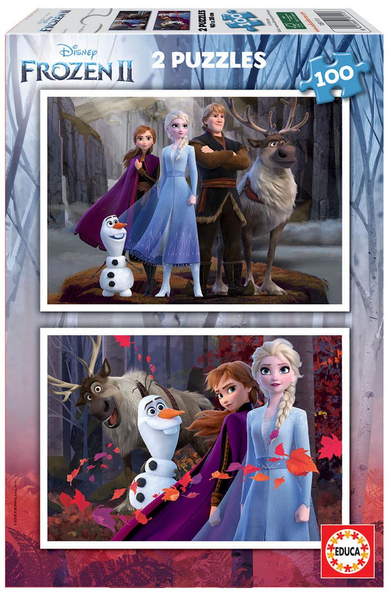 2×100 Frozen II