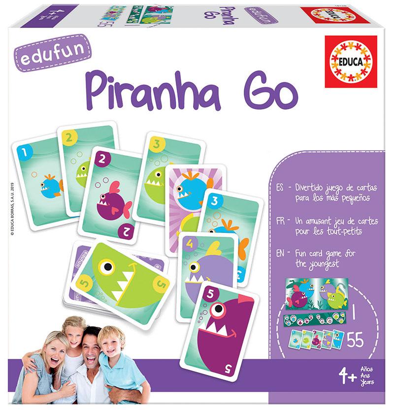 Piranha Go