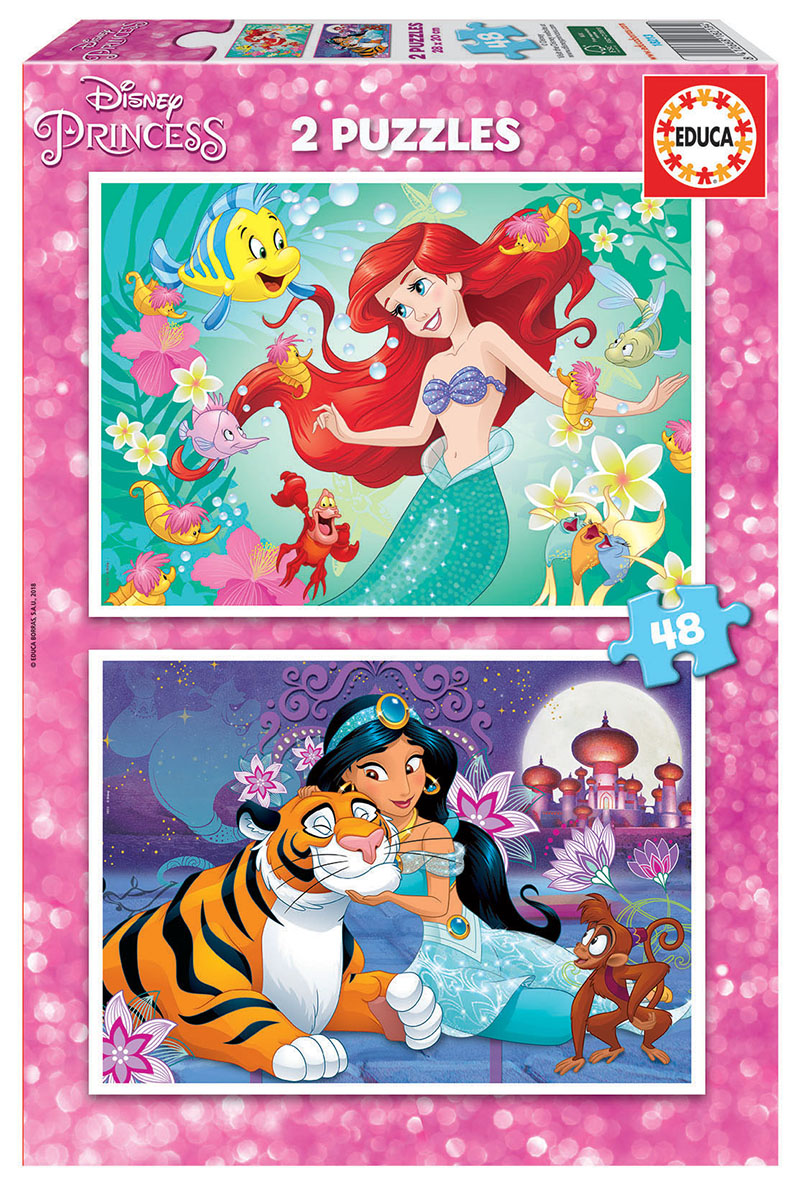 2×48 Ariel + Jasmine