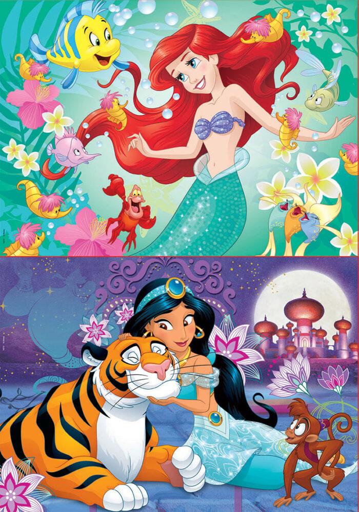 2x48 Ariel + Jasmín