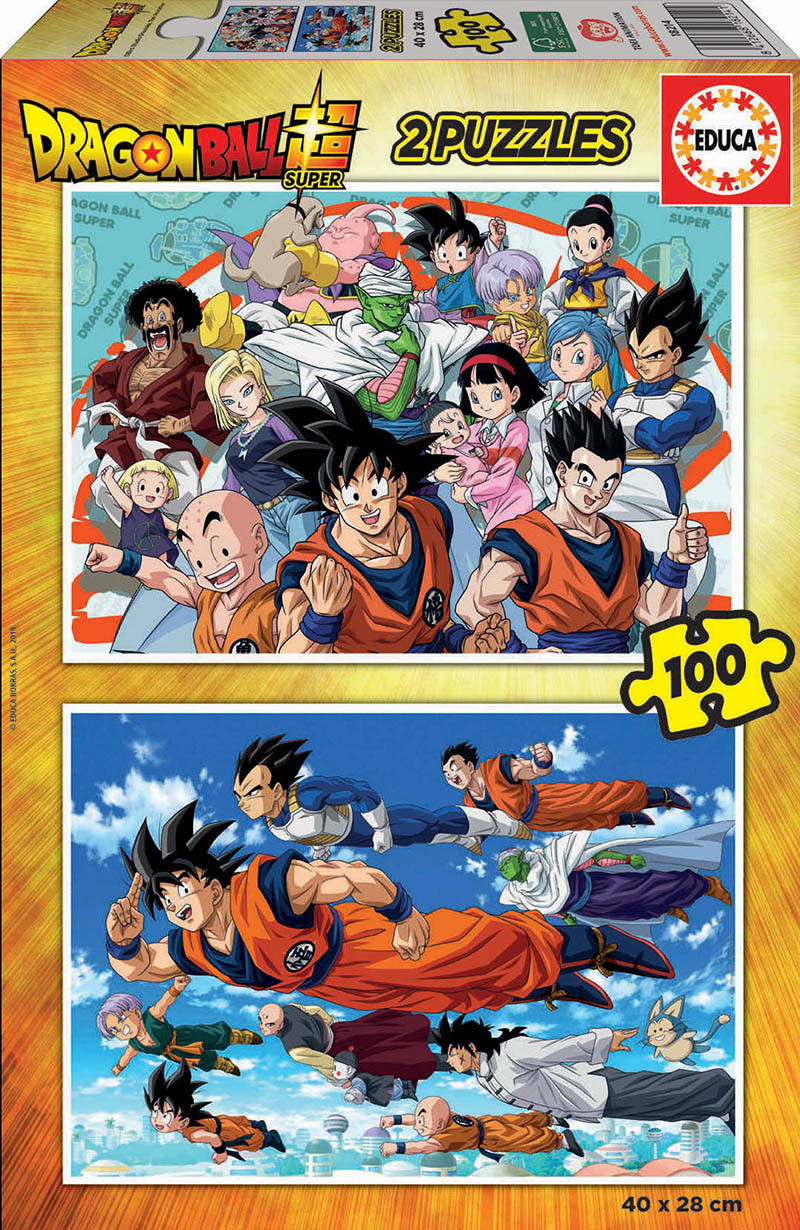 2×100 Dragon Ball