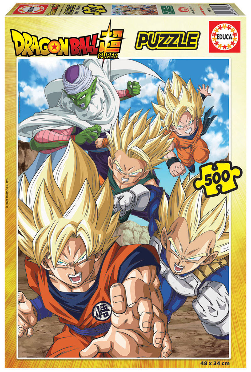 500 Dragon Ball