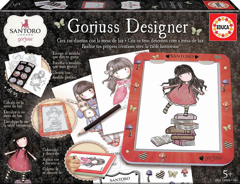 Mon Atelier Gorjuss Designer
