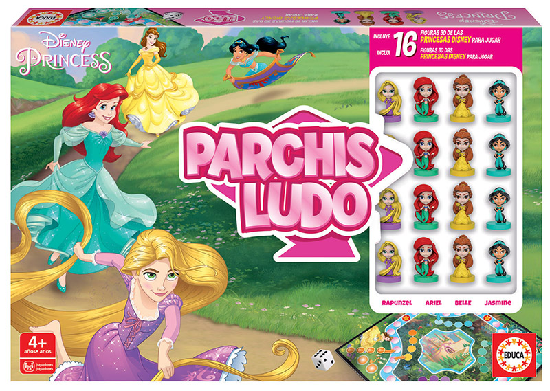Parchis Princesas