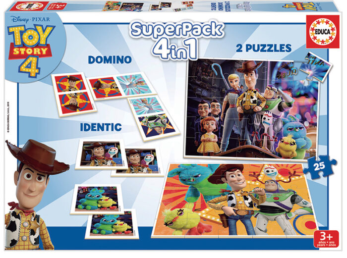 Superpack Toy Story 4