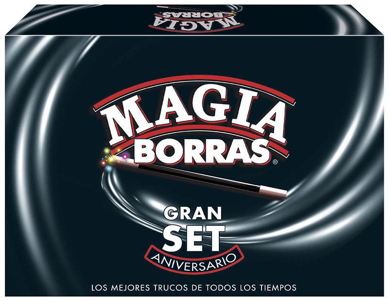 Magia 125 años Borras