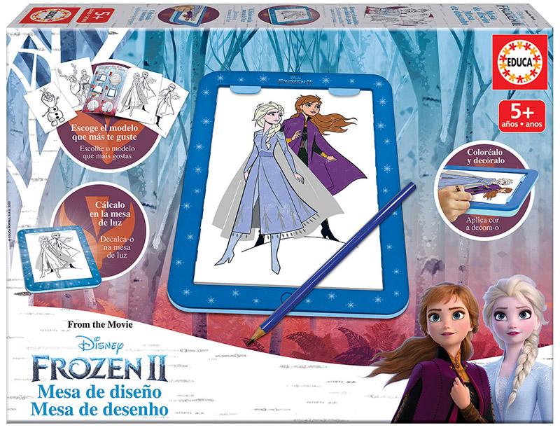 Mesa de Luz Frozen