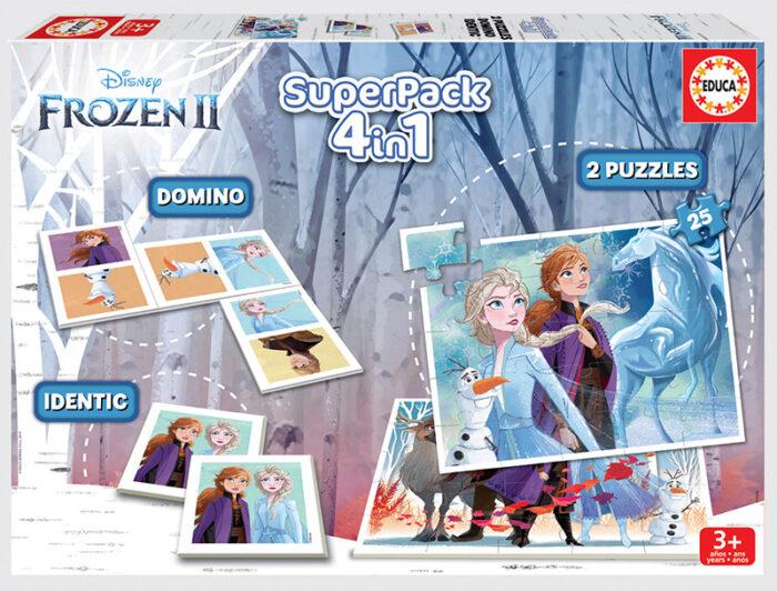 Superpack Frozen II