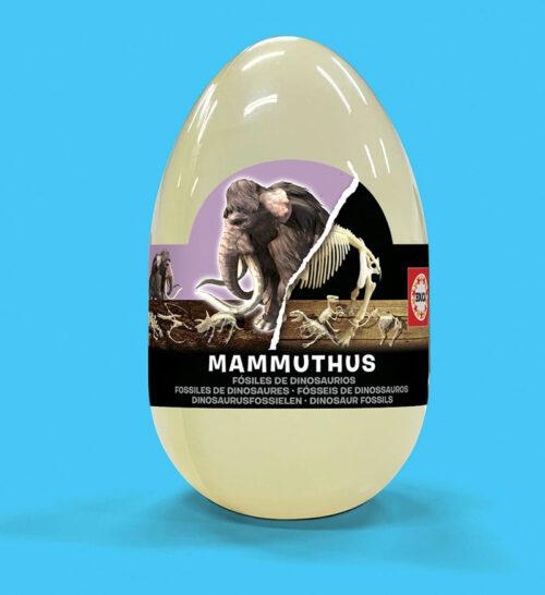 Esqueleto de Mamut
