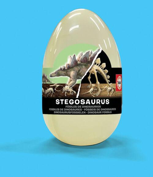 Esqueleto de Estegosauro