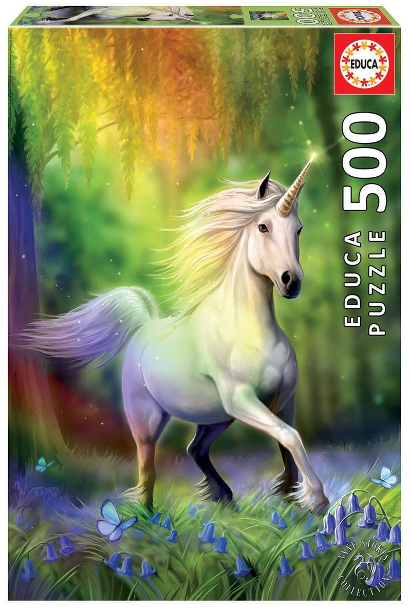 500 Persiguiendo el arcoíris