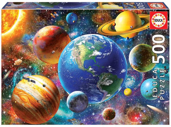 500 Sistema Solar