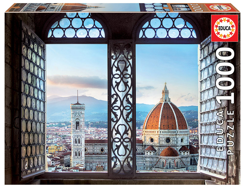 1000 Views of Florence, Italy