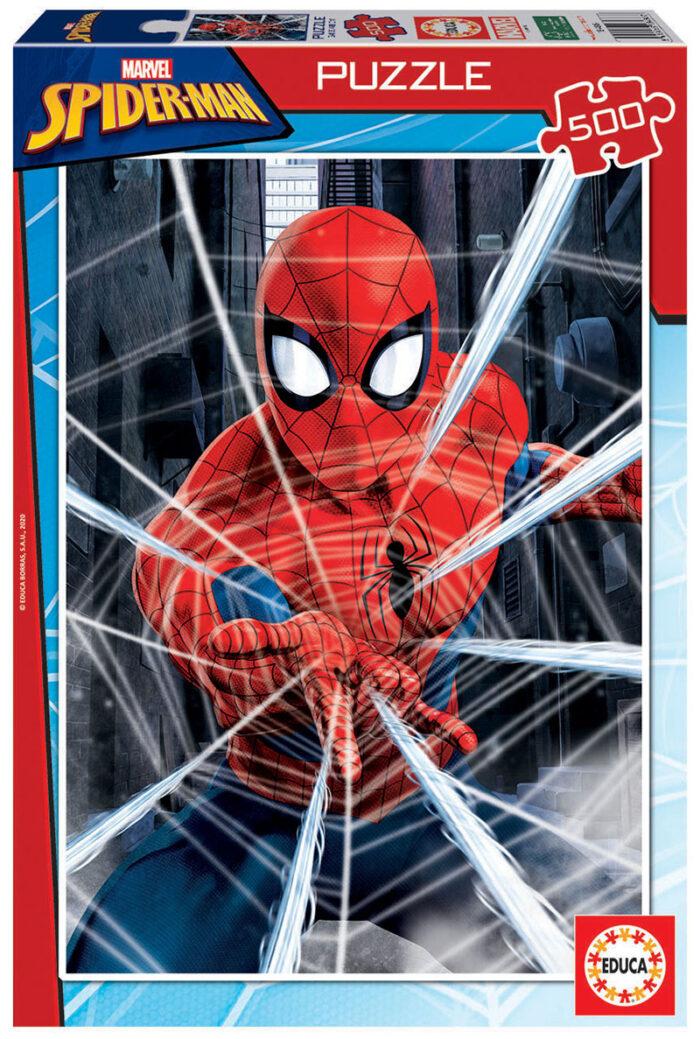500 Spider-Man