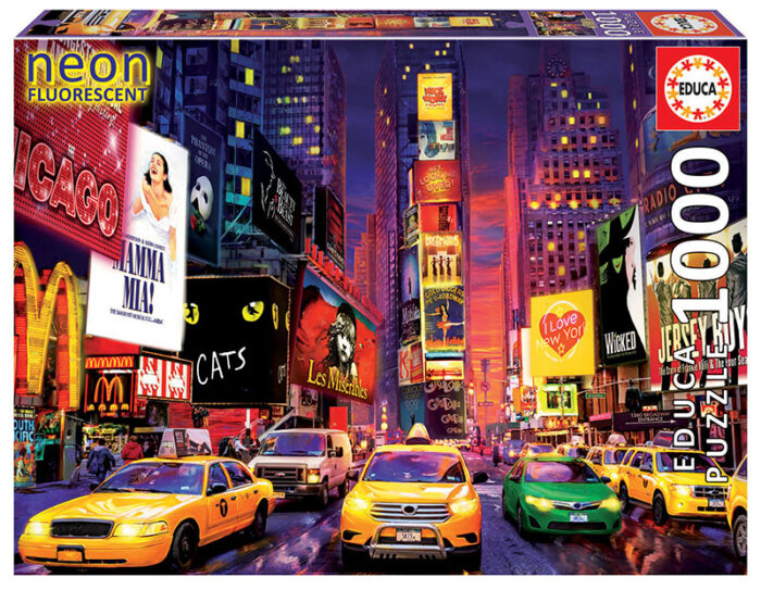 1000 Times Square, New York ´Neon´