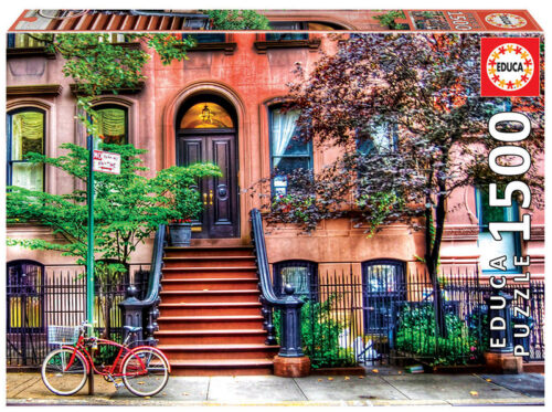 1500 Greenwich Village, Nueva York