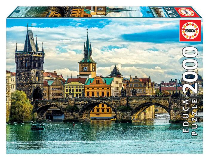 2000 Vistas de Praga