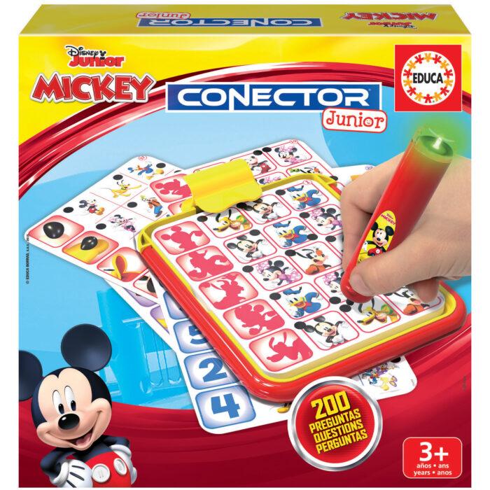 Conector Junior Mickey & Minnie