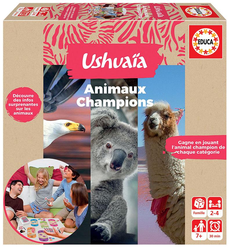 Ushuaia – Animaux Champions