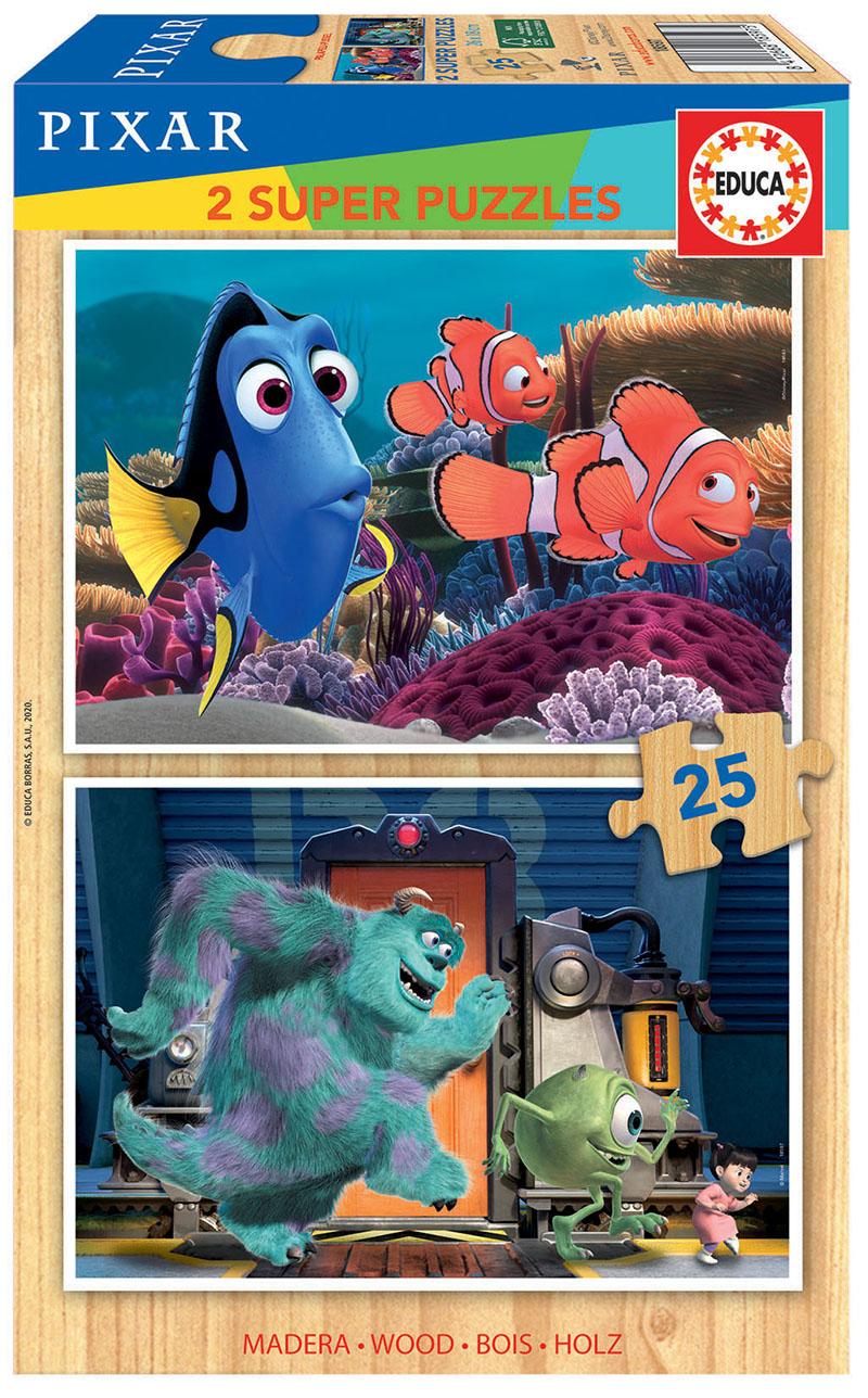 2×25 Disney Pixar